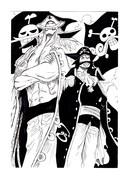 海賊王と世界最強の男