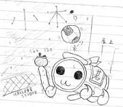 和田ドンが囲碁サッカーを始めたようです。
