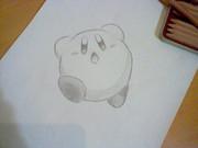 カービィを描いてみた