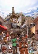 商人の集う街