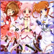 ◆まど☆マギ、なのはとかの魔法少女同人誌出します!
