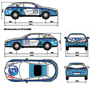 ラブプラス痛車デザイン案。