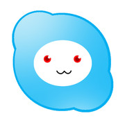 skypeの画像