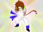 スーパーサイヤ人4 (孫悟空)