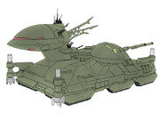 DOBDAY ダブデ級陸戦艇