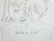 リン×レン