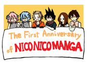 ニコニコ漫画1周年
