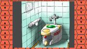 汎用非人型水洗便器 エヴァ零号器