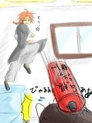 神威vsG様 -反撃-