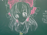黒板霊夢。