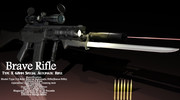 Brave Rifle