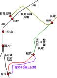 もしもあの鉄道が!~屋代線~