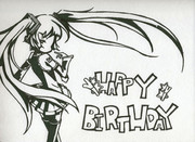 Happy Birthday!! Miku!!