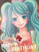 *☆*Happy Birthday*☆*