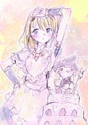 【ラフ】アリス「Sweet Magic!」