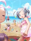 海へGOー!!