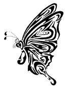 蝶xトライバル