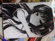 翔子 模写った