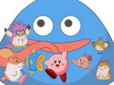 【ペイント+マウス】星のカービィ3 仲間大集合