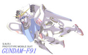 ガンダムF91