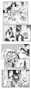 【タイバニ漫画】 \タナトスの声を聞け!/
