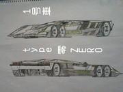 空想の最強国産スーパーカー 童夢‐零零(ゼロゼロ) type 零(ゼロ)