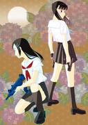 銃器女学生