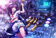 超弩級陸海空魔界汎用戦艦「聖輦船・改」