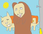 モナリザと猫バス