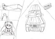 HUV仕様のクアトロでミッション