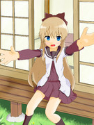 京子「結衣~抱っこしてくれ」