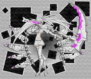 ホワイト☆ロックシューター