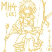 MH3G&4でキリン装備激しく希望!!