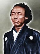 坂本龍馬の肖像画