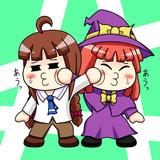 くろすかうんたぁ!!