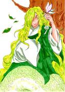 白緑さん。