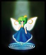湖上の魔精