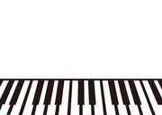 【背景素材31】鍵盤1
