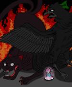 灼熱地獄跡