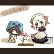 【マイクラ】みさきさんとお嬢様の百合【完成版】