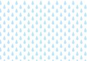 【背景素材51】雨粒1