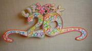 ハントさんの妹さん☆祝20歳☆お祝いメガネ