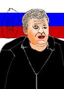 オレグ・デリパスカ「プーチン首相にペンを投げられても、一応私は億万長者だ!!!」