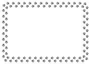 【背景素材97】フレーム12