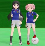 蹴球少女まどか☆マギカ