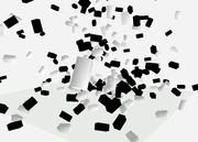 【背景素材102】四角4