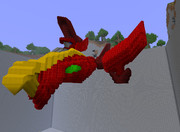 【Minecraft】紅蓮【データ消えた。】