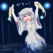 ダークソウルやってたらいきなりかわいい幽霊に抱きつかれて死んだ。