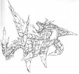 授業中作品「ドラゴン」