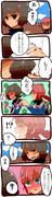 【イナゴ】すっぽーんな蘭拓【腐向け】
